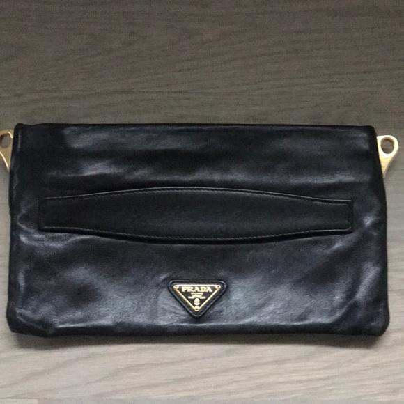 Prada Bags   Authentic Clutch   Poshmark 4ce070de6a